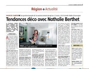 article La Montagne 8 mars 2019_2